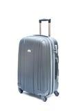 Black luggage isolated. On white background Royalty Free Stock Image