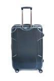 Black luggage isolated. On white background Stock Photos