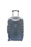 Black luggage isolated. On white background Royalty Free Stock Photography