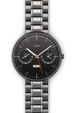 Black luxury smart watch Stock Image