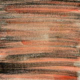 black målad paper röd textur Arkivfoton