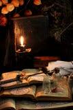 Black Magic Ritual Royalty Free Stock Photos