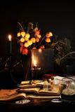 Black Magic Ritual Royalty Free Stock Image