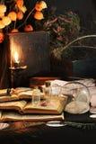 Black Magic Ritual Royalty Free Stock Photo