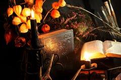 Black Magic Ritual Royalty Free Stock Photography