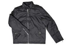 Black male jacket Royalty Free Stock Photography