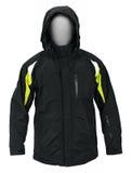 Black male sport jacket Royalty Free Stock Photos