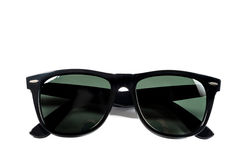 Black male sunglasses Royalty Free Stock Photography