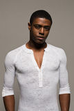 Black man Stock Photo