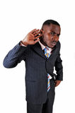 Black Man Listens.