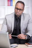 Black man Stock Images