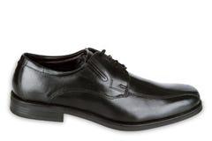 Black man shoe Royalty Free Stock Image