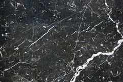Black marble Stock Photo