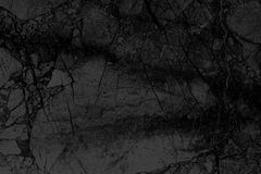 Black Marble background. Royalty Free Stock Photos