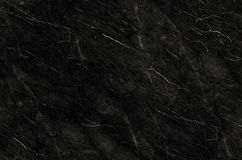 Black marble natural pattern for background, abstract black and white, granite texture Royalty Free Stock Photography