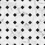 Black Marble pattern texture Royalty Free Stock Photo