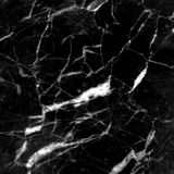 Black marble patterned texture background, Detailed genuine marble from nature. Stock Photos