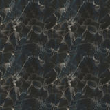 Black Marble Seamless Pattern Royalty Free Stock Images