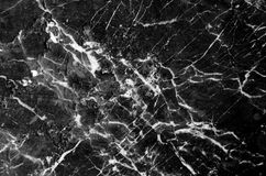 Black marble texture background Stock Photography