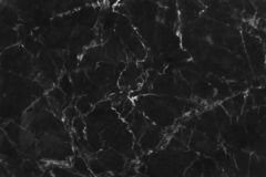 Black marble texture background with high resolution for interior decoration. Tile stone floor in natural pattern.  royalty free stock images