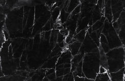 Black marble texture with lots of contrasting veining. Pattern for backdrop or background, And can also be used create marble effect to architectural slab Stock Photos