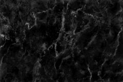 Black marble texture in natural pattern with high resolution. Tiles stone floor. Black marble texture in natural pattern with high resolution for background and Royalty Free Stock Photo