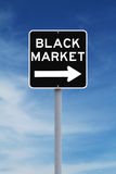 Black Market Royalty Free Stock Image