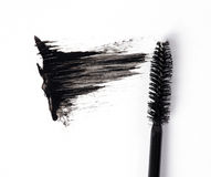 Black mascara Royalty Free Stock Images