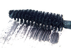 Black mascara Royalty Free Stock Photos