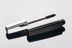 Black mascara Stock Photo