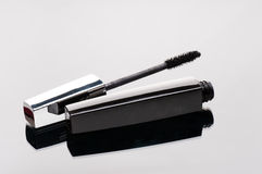 Black mascara Royalty Free Stock Image