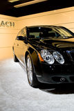 Black Maybach 62S Royalty Free Stock Photo