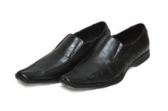 Black men shoes Stock Photo