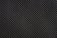 Black mesh background Royalty Free Stock Photos