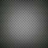 Black mesh metal grill Stock Photo