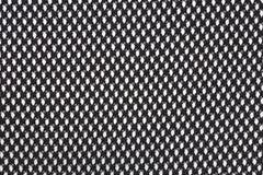 Black mesh on the window Stock Photography