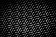 black metal background pattern texture black metal steel Stock Image