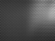 Black metal background Stock Image