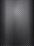 Black metal grid vertical Stock Photo