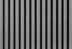 Black metal plate fence seamless background Royalty Free Stock Photo