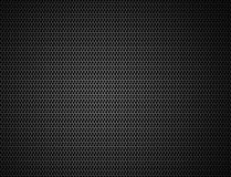 Black metal texture Royalty Free Stock Images