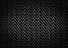 Black Metal Texture Stock Image