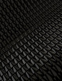 Black metallic background. Abstract black metallic background. 3D render royalty free stock photo