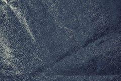 Black Metallic Drapery Texture Royalty Free Stock Photos
