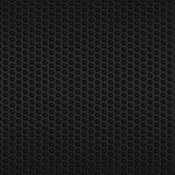 Black metallic mesh Royalty Free Stock Images