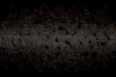Black metallic mesh background texture Stock Images