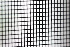 Black Metel Grid Stock Image