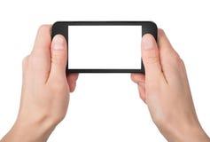 Black Mobile Phone Royalty Free Stock Image