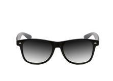 Black modern eyeglasses  Stock Photography