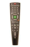 Black modern remote control Royalty Free Stock Photography